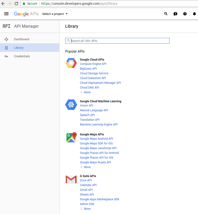Loading files to Google Drive using python | MarquinSmith