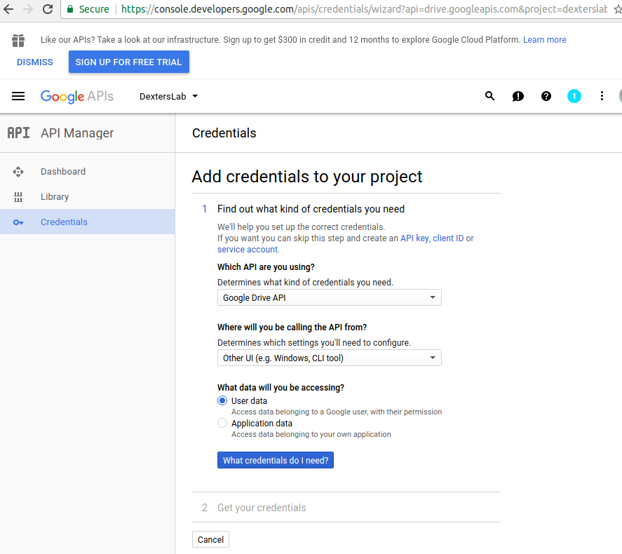 Loading files to Google Drive using python   MarquinSmith